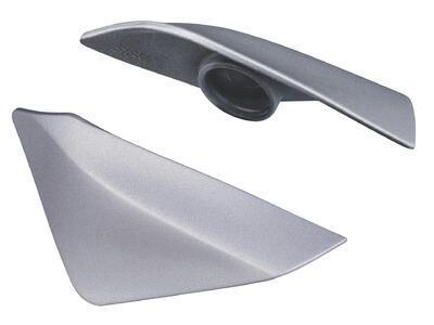 TREK - Madone 9 Aero IsoSpeed Cover Set Quicksilver mat