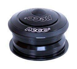 """NECO - Hlavové složení H146 Semi-integrované, průmyslová ložiska 1 1/8"""" (44mm) černé"""