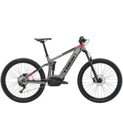 TREK Powerfly FS 5 2019 - Matte Anthracite