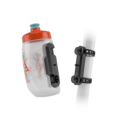 FIDLOCK - Bottle Twist Set dětský Orange/Blue 450ml + Uni Base - 1