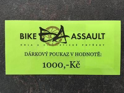 DÁRKOVÝ POUKAZ - 1000,-Kč