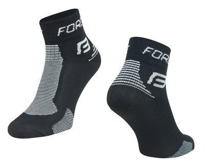 FORCE - Ponožky FORCE 1 černo-šedé