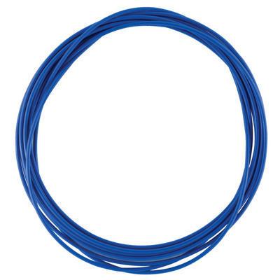 BONTRAGER Brzdový bowden 5mm modrý 10cm