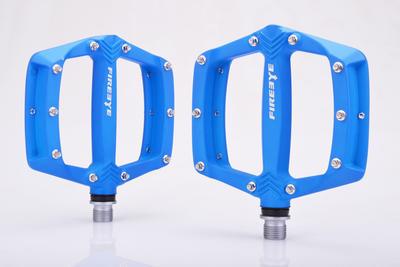 FIREEYE - Pedály s vyměnitelnými piny ROAST - modré - 1