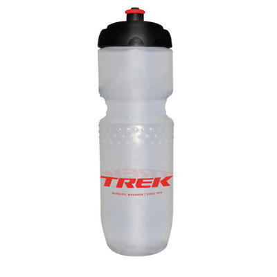BONTRAGER Láhev Trek Screwtop Max 2020 Clear 710 ml