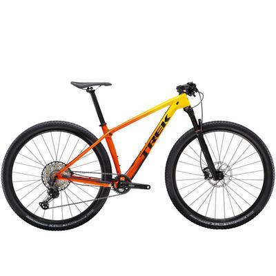 TREK Procaliber 9.6 2020 - Yellow to Orange Fade