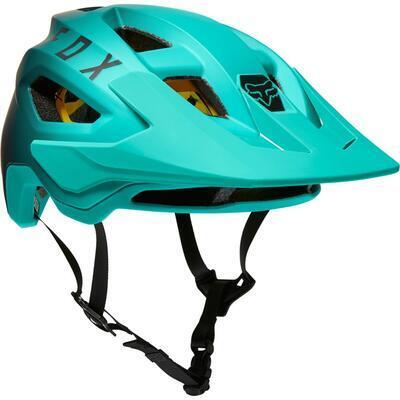 FOX Speedframe Helmet Ce MIPS - Turquoise - S - 1