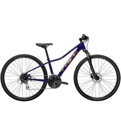 TREK Dual Sport 2 WSD 2021 - Purple Abyss
