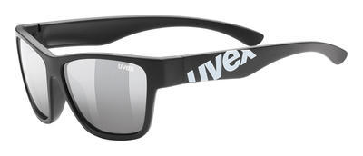 UVEX Brýle Sportstyle 508 Black mat/Silver S3 (2216)