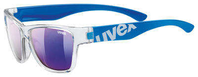 UVEX Brýle Sportstyle 508 Clear blue/Mirror blue S3 (9416)