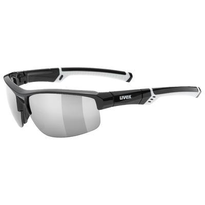 UVEX Brýle Sportstyle 226 Black White/Silver S3 (2816)