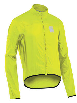 NW Breeze 2 Jacket Yellow Fluo - M - 1