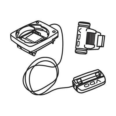 VDO kabeláž pro modely M1.1WR,M2.1WR,M3.1WR a M4.1WR (+magnet)