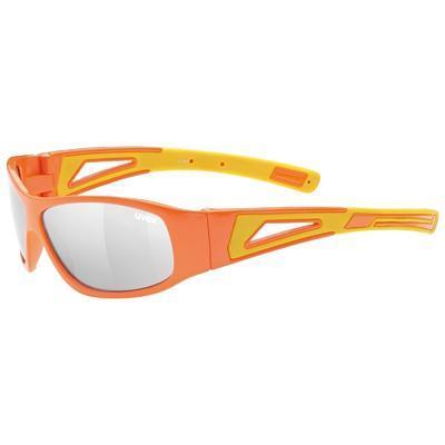 UVEX Brýle Sportstyle 509 Orange YellowSilver S3 (3616)