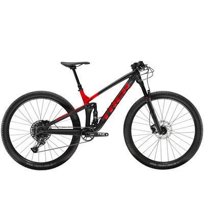 "TREK Top Fuel 8 2020 - Matte Trek Black/Gloss Viper Red - ML (29"")"