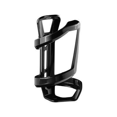 BONTRAGER Košík na láhev pro boční přístup z pravé strany, černý lesklý