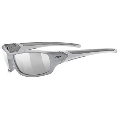 UVEX Brýle Sportstyle 211 Grey mat/Silver S3 (5516)