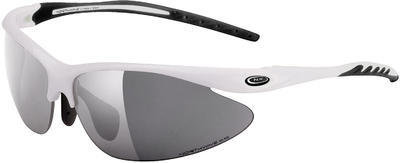 NW Team Sunglasses - TU White/Black