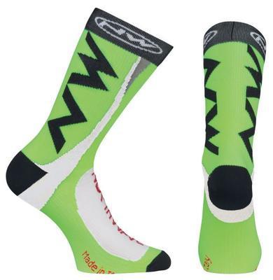 NW Ponožky Extreme Tech Plus Socks Green - L