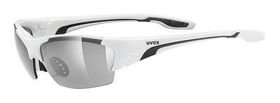 UVEX Brýle Blaze III White Black/Silver S3 + Orange S1 + Clear S0 (8216)
