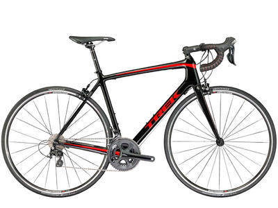 TREK Emonda S 5 2017 - Trek Black/Viper Red - 1