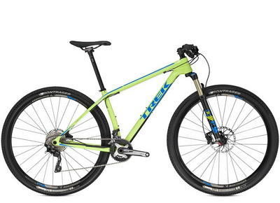 TREK Superfly 9.7 2016 - Volt Green/Waterloo Blue - 18.5