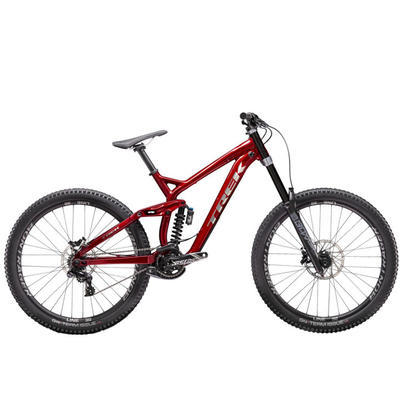 TREK Session 8 2020 - Rage Red