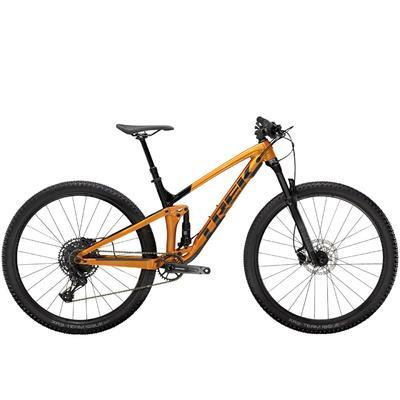 TREK Top Fuel 7 2021 - Factory Orange/Trek Black