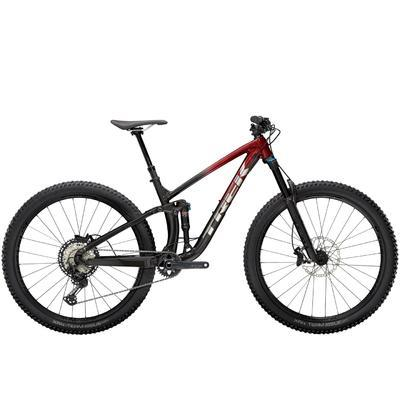 TREK Fuel EX 8 XT 2021 - Rage Red to Dnister Black Fade