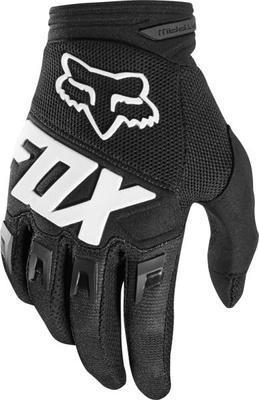 FOX Dirtpaw Race Glove černé - 1