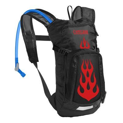 CAMELBAK Mini Mule-Black/Flames