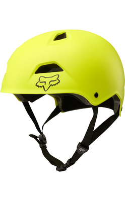 FOX Flight Sport Helmet Yellow/Black - 1
