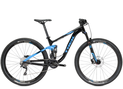 TREK Fuel EX 7 29 2016 - Trek Black - 18,5