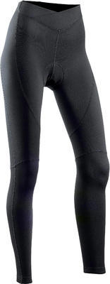 NW Crystal 2 Tights dámské čapáky bez laclu s vložkou Black - 1