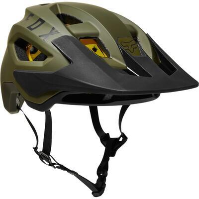 FOX Speedframe Helmet Ce MIPS - Green/Black - L - 2