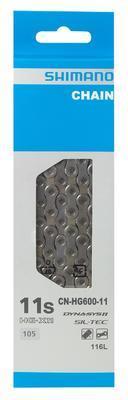 SHIMANO - Řetěz SLX CN-M7100 MTB 12k 126 článků + Spojka - 2
