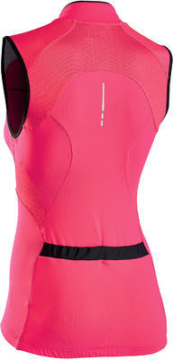 NW Venus 2 Woman Jersey Sls Red/Black S - 2