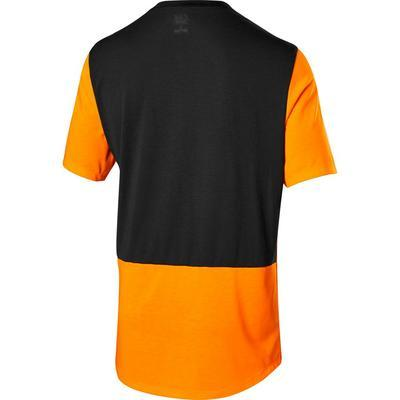FOX Volný dres Ranger Dri-Release SS Jersey - Atomic Orange - XL - 2