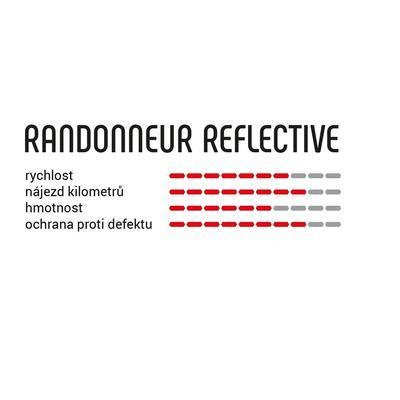 VITTORIA plášť Randonneur 32-622 rigid D refl - 2