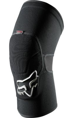 FOX Chrániče kolen Launch Enduro Knee Pad Black - M - 2