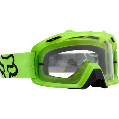 FOX Brýle MX Air Space Goggle OS Green - 2