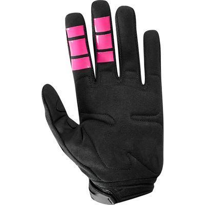 FOX Womens Dirtpaw Mata Glove - Black/Pink - S - 2