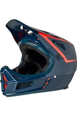 FOX Rampage Comp Repeat Helmet Ce Cpsc Dark/Indigo - M - 2
