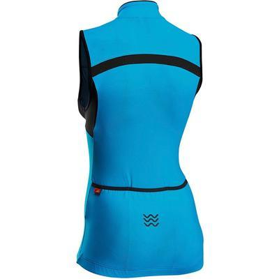 NW Muse Jersey Sleeveless - Blue Surfer - 2
