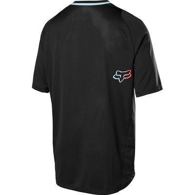 FOX Volný dres Defend SS Wurd Jersey - Black - M - 2