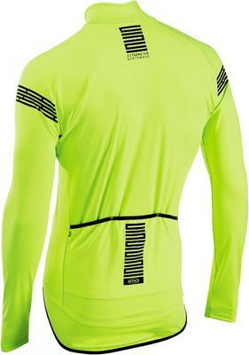 NW Extreme H2O Jacket Yellow Fluo - 2