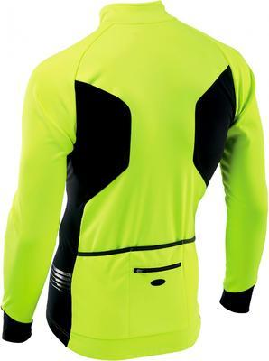 NW Reload Jacket Yellow Fluo/Black - L - 2