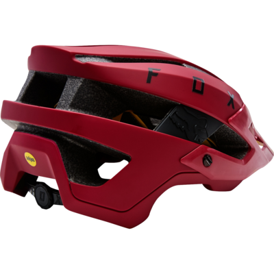 FOX Flux MIPS Helmet Dark Red - S-M - 2