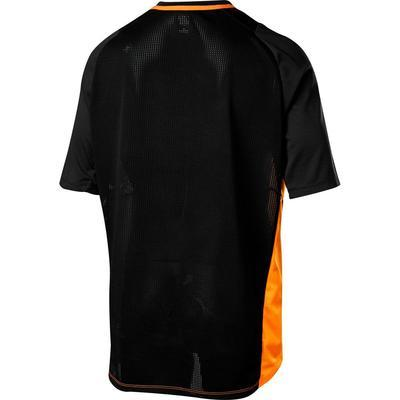 FOX Volný dres Defend SS Moth Jersey - Atomic Orange - 2