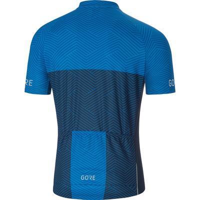 GORE C3 Optiline Jersey-marine blue/dynamic cyan-M - 2